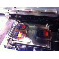 Wholesale 1.8M Eco solvent printer in 3 pcs Epson DX7 head for PVC Vinyl from china suppliers