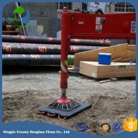 Quality Factory Export Heavy Machine Leg Supporting Outrigger Pad Jack HDPE UHMWPE for sale