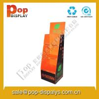 Wholesale Stable Cardboard Floor Display Stands ,Cardboard Display Shelves from china suppliers