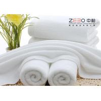 Wholesale 5 Star Hotel Pool Towels Excellent Water Absorption 21s / 32s / 16s Yard from china suppliers