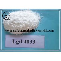 Wholesale 99% purity Sarms Muscle Building Steroids Lgd 4033 Fat Loss Sarms Lgd 4033 from china suppliers