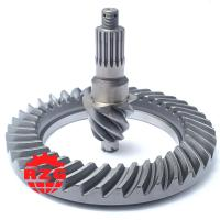 Wholesale Professional Car EQ Dong Feng Spiral Bevel Gear Rear Axle Ratio 6*38 from china suppliers