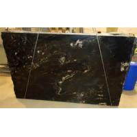 Wholesale black titanium granite slab from china suppliers
