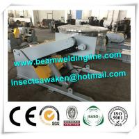 Wholesale Hydraulic Lifting Type Table Top Welding Positioners with elevating function from china suppliers