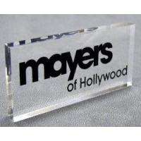 Wholesale wall mounted acrylic logo signs,plexiglass logo sign from china suppliers