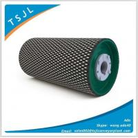 Wholesale Rubber Lagged Ceramic Lagging Pulley from china suppliers