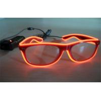 Wholesale Neon Light El Wire Sunglasses from china suppliers