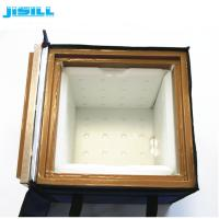 Wholesale Vacuum Insulated Material Portable Medical Vaccine Travel Cooler Box from china suppliers