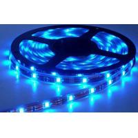 Wholesale Blue 3000K Indoor DC12V RGB led flexible strip SMD2835 5m Epistar led strip RoHS FCC from china suppliers