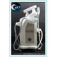 Quality Multifunctional SHR IPL Laser Machine for hair , wrinkle and tattoo removal ( OEM service ) for sale