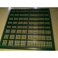 Wholesale PVC / HPL Type Perforated Raised Floor 600× 600×35 mm from china suppliers