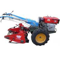 Wholesale Walking Tractor Hitached with Potato Harvester(Digger) from china suppliers