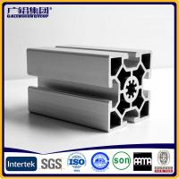 Wholesale Silver anodized aluminium profiles fabricate windows&doors frames from china suppliers