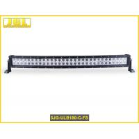 Wholesale Black Housing Double Row LED Light Bar 4x4 / Led Curved Light Bar For Truck from china suppliers