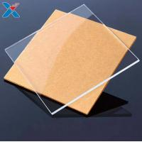Quality High Transparency Acrylic Gifts Cards Invitation Box Polycarbonate Sheet Plastic Glass for sale