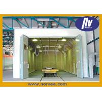 Wholesale Manual Electric Steel Shot Blasting Booth For Cleaning Structural Steel from china suppliers