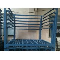 Wholesale Industrial Customized Storage Stackable Steel Pallets from china suppliers