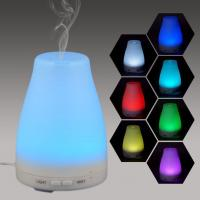 Wholesale New Changing Rainbow LED Ultrasonic Air Humidifier Purifier Aroma Diffuser from china suppliers