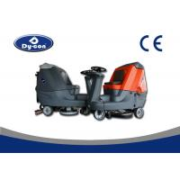Wholesale Maximal Model Floor Washers Scrubbers Machine , Double Brush Hard Floor Cleaner Machine from china suppliers