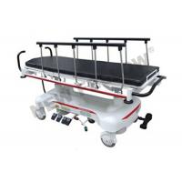 China Medical Surgical Luxury Emergency Rescue Stretcher Trolley With X - Ray Cassette on sale