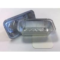 Quality Kitchen Recycling Durable Aluminum Foil Containers In Microwave Oven for sale