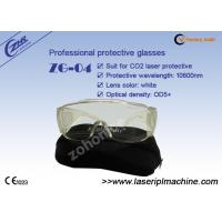 Wholesale Safety OD 5+ Transparent CO2 Laser Beauty Equipment Protective Eyewear from china suppliers