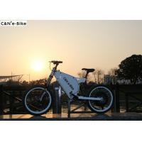 Wholesale 900rpm Fast Speed Off Road Electric Bike , Stealth Bomber Electric Motocross Bike from china suppliers