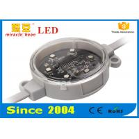 Wholesale Transparent Waterproof IP67 50mm Led Pixel Lights 6pcs SMD 5050 from china suppliers