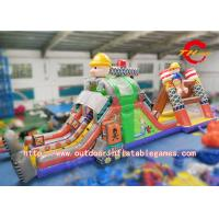 Wholesale Amusement Jungle Course Children Indoor PVC Obstacle Course Inflatables from china suppliers