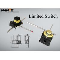 Wholesale Yellow Position ( Rotation Angle ) Limited Switch For Complex Cranes And Lifting Hoists from china suppliers