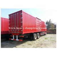 Wholesale SINOTRUK HOWO Heavy Cargo Truck  371hp 6X4 with Euro II Emission ISO / CCC from china suppliers
