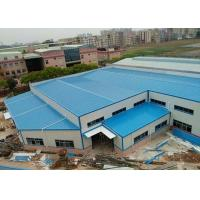 Wholesale Affordable Prefabricated Workshop Buildings Steel Building Construction Warehouse from china suppliers