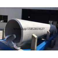 Wholesale TP317L Welded or Seamless Large Diameter Stainless Steel Pipe ASTM A312 Big Diameter from china suppliers