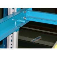 Wholesale Plastic Rollers Carton Flow Rack / Dynamic Gravity Flow Racking For Shoe Makers from china suppliers
