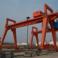 Wholesale QDY Double beam overhead crane with hook foundry cap.5 to 74T from china suppliers