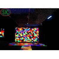 Quality P2  indoor full color  led billboard  common steel and iron cabinet 128 x64dots 3years warranty for sale