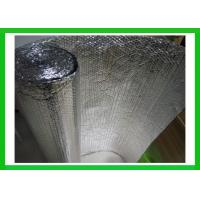 Wholesale Single Bubble Foil Insulation Waterproof Aluminium Foil Roof Insulation Roll from china suppliers