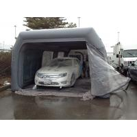 Buy cheap Custom PVC Inflatable Event Tents , Giant Inflatable Car Paint Booth from wholesalers