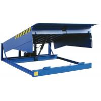 Wholesale Stationary hydraulic dock leveler 6000 - 10000 kg with Working Height 2.5 - 10.5 m from china suppliers