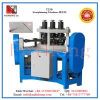 TZ-3B Straightening Machine by feihong heater machinery