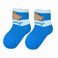 Wholesale Baby socks with full terry from china suppliers