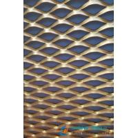Wholesale Decorative Aluminum Expanded Metal Mesh Used for Building Facade from china suppliers