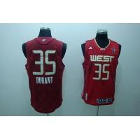 ASG2010 # 35 Durant red jersey