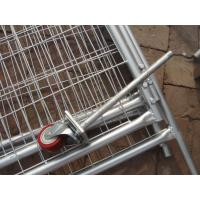 Quality temporary fencing panels 2100mm x 2400mm www.toptemporaryfence.com.au for sale