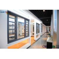 Wholesale Powder Coated Sliding Frame Aluminium Door Profiles , Extruded Aluminum Shapes from china suppliers