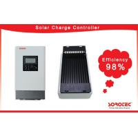 Wholesale 12 / 24 / 48V 40A 60A Mppt Solar Charger Controller 15Amp 15 - 55Vdc from china suppliers