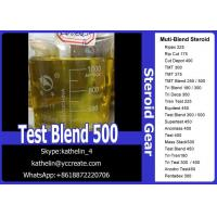 Buy cheap Steroid Injection Oil Test Blend 500 ( Test D / Test Pp / Test Prop / Test Cyp / Test I Blend) For Bodybuilding from wholesalers
