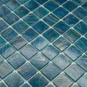 Buy cheap Glass Mosaics/Bathroom Mosaics/Wall Mosaics, Chip Size of 20 x 20 x 4mm from wholesalers