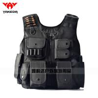 Wholesale Light Tactical Vest For Special Profession Combat Wear-resistant and heat-resistant Vest from china suppliers