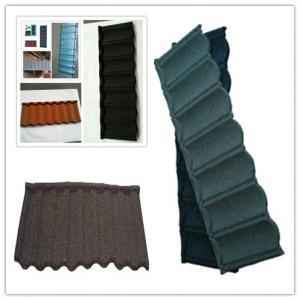 Quality zinc aluminium  metal roofing tile factory for sale
